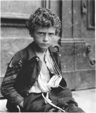 #3 Venetian Boy, 1887