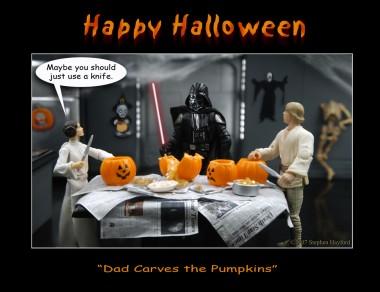 Halloween Sci Fi