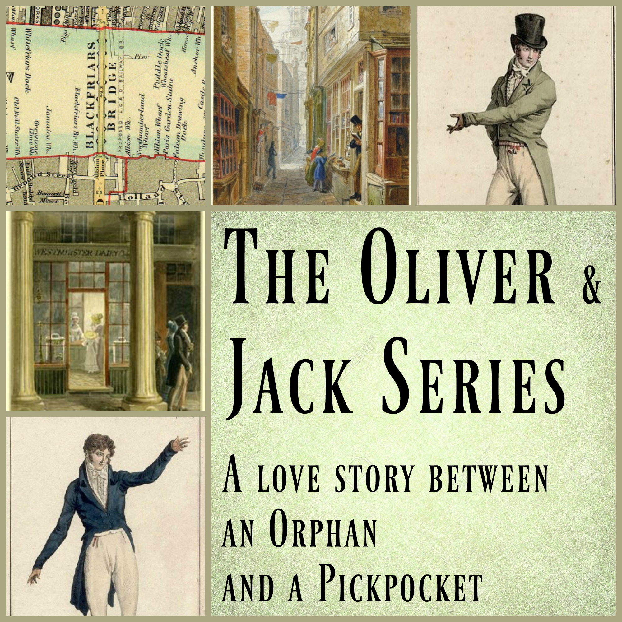 Oliver and Jack Love Two