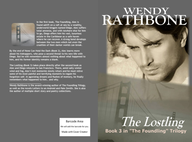 The Lostling – New Book Release for Wendy Rathbone