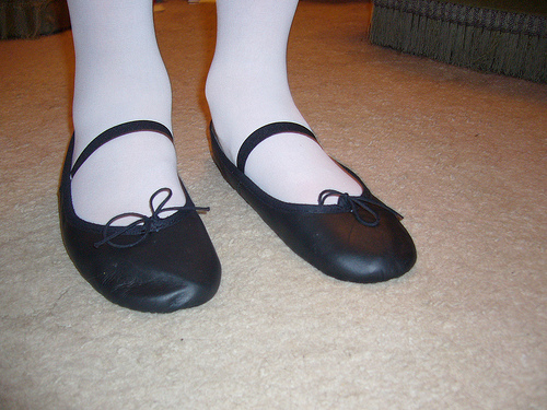 Ballet Shoe Theory Christina E Pilz