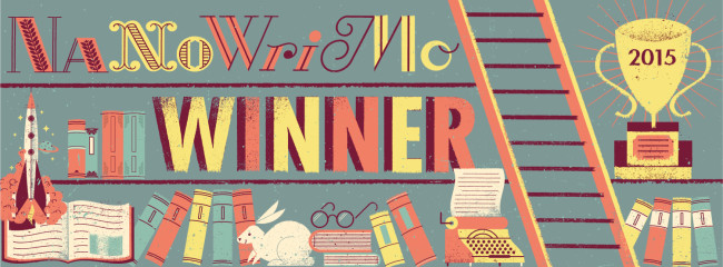 NaNoWriMo 2015 – Winner!