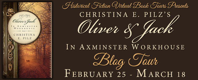 Virtual Blog Tour for In Axminster Workhouse