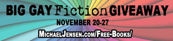 Big Gay Fiction Giveaway