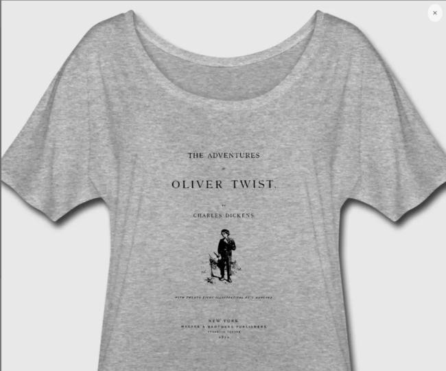 Oliver & Jack & Charles Dickens Giveaway!