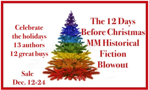 Twelve Days of Christmas Historical Fiction Sale